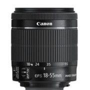 Canon EOS Rebel T6i DSLR CMOS Digital SLR Camera with EF-S 18-55mm f/3.5-5.6 IS STM Lens Bundle