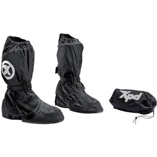 Spidi X-Cover Men's Street Racing Motorcycle Boot Accessories - Black / X-Large