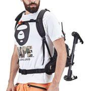 Black Backpack for DJI Inspire 1 / DJI Inspire 2 by C11
