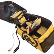 Yellow Fandango Pro Tank Bag (includes waterproof Dry Pod liner)