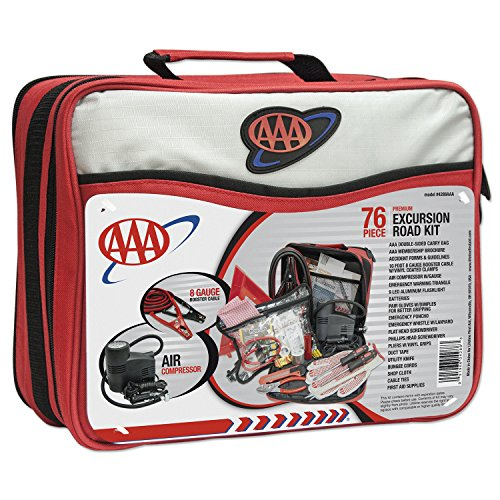 AAA (4388AAA) 76-Piece Excursion Road Kit